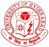 Logo University of Hyderabad