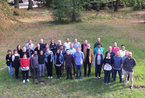 Participants of the retreat on 17 September 2019